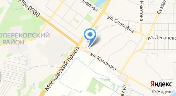 Блок СВ Офис на карте