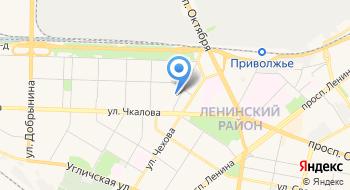 МАУ Дирекция спортивных сооружений город Ярославль Дворец спорта Торпедо на карте