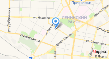 Прокуратура города Ярославля на карте