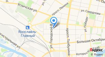 Охранная Организация Аванпост-5 на карте