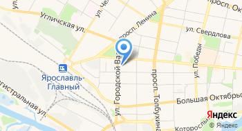 Строительная компания Алитория на карте