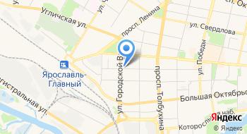 Роспромхолдинг на карте