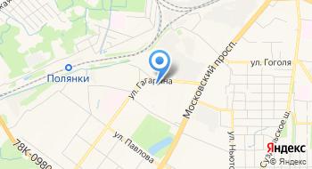 Общежитие ЯГТУ №5 на карте