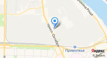 Автосалон Ац Ярославль на карте