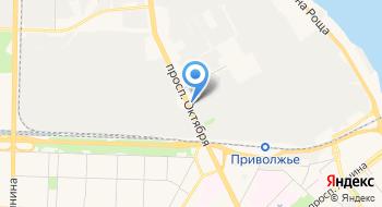 Ярославский электромашиностроительный завод Eldin на карте