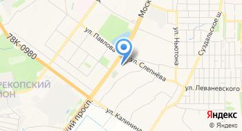 Центр врачебной косметологии на карте