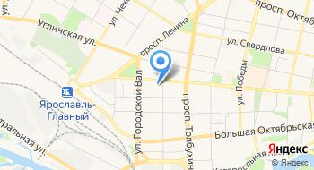 Яроблкурорт на карте