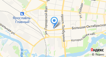 Кадровое агентство Виктория на карте
