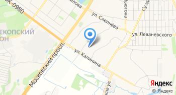 МОУ Гимназия № 1 на карте