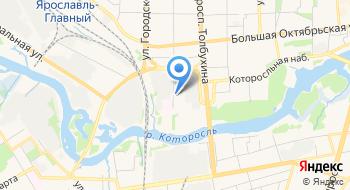 Александр Браун на карте