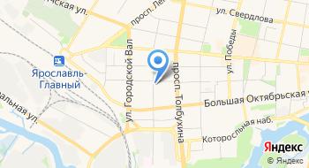 Салон LoungeStudio на карте