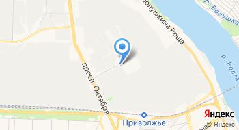 Ярославский авторынок на карте