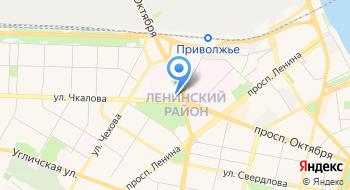 Центр сертификации Ревизор на карте