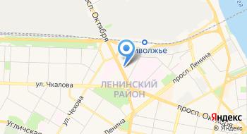 Ярославская Лаборатория Судебной Экспертизы Министерства Юстиции России на карте