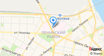 Алькомп на карте
