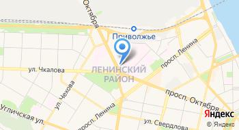 Кредит России на карте