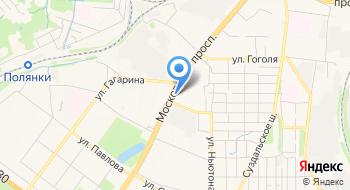 Реал-Контракт на карте