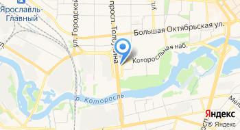 Autovinil76.ru на карте