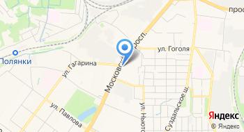 Автомагазин Автолюкс на карте