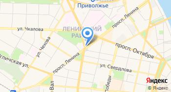ОСП по Кировскому и Ленинскому районам г. Ярославля на карте