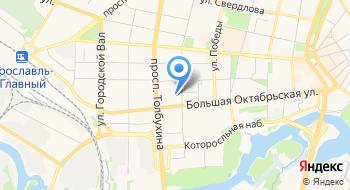Эпсилон Технологии на карте