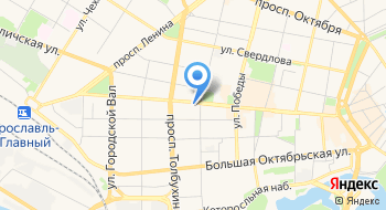 Детская школа искусств им. Н.Н. Алмазова на карте