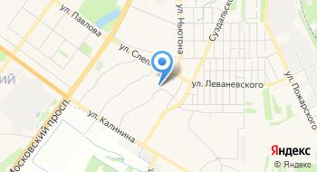 Общежитие учреждений культуры Ярославской области на карте