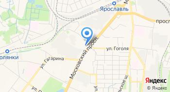 Триал-Спорт на карте