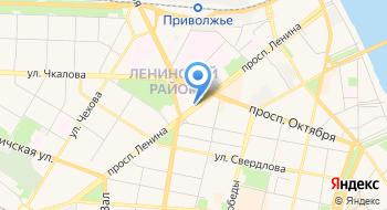 Отдел полиции Ленинский УМВД России по г. Ярославлю на карте