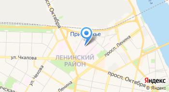 Травматологический пункт Клинической больницы им. Н.В. Соловьева на карте
