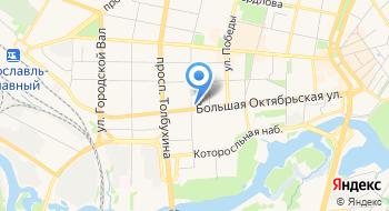 Ярославские свахи на карте