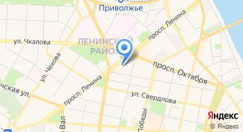 Ярославская электросетевая компания на карте
