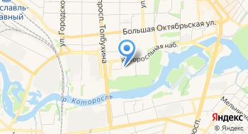 Филиал АКБ Фора-банк на карте