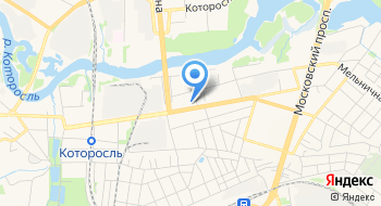 Смарт лайн на карте