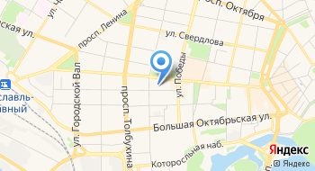 Музторг на карте