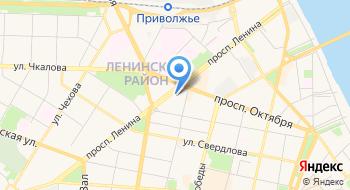 Метрополь на карте