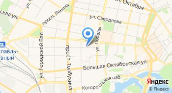 Центр академия Успеха на карте