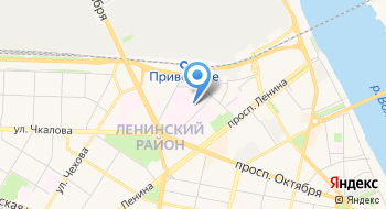 Клиническая больница скорой медицинской помощи им. Н.В. Соловьева Стоматологический травмпункт на карте