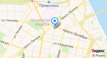 Магазин-ателье Пряжа на карте