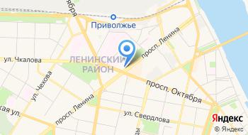 Офтальмологический центр на карте