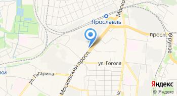 Яр-Знак на карте