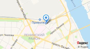 Ярославльлифт на карте