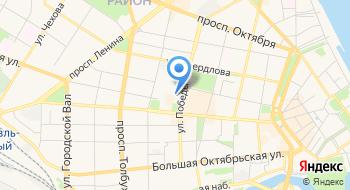 Ярославская региональная Федерация спортивной аэробики на карте