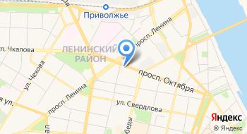 Центр делового сервиса на карте