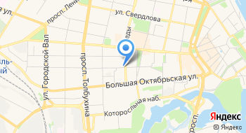 Мефферт Ярославль на карте