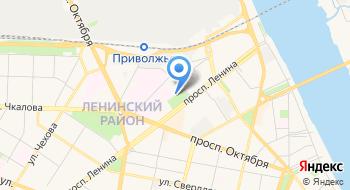 Детский парк на карте