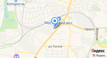 Путевая машинная станция № 319 на карте