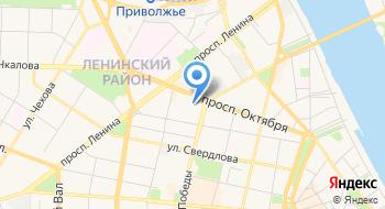 Новостройки Ярославля на карте