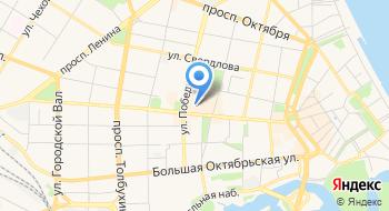 Svoboda hostel на карте