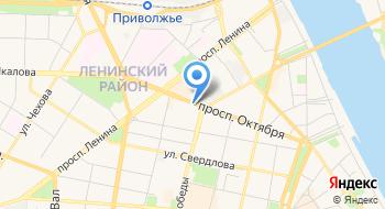 Ярославский ремонтный моторный завод на карте